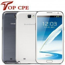 Original Samsung Galaxy Note 2 Ii N7100 N7105 Eu Version 8.0Mp 5.5In Gps Wifi 3G 2Gb Ram Android 4.1 Unlocked Refurbished Phone King Sea/hoodmat.com