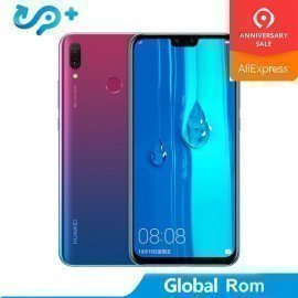 Original Huawei Y9 2019 Global Rom Enjoy 9 Plus Dual Sim 4000Mah Battery Smartphone 6.5 Inch Hisilicon Kirin 710 Octa Core 16Mp U-P+Onst./hoodmat.com