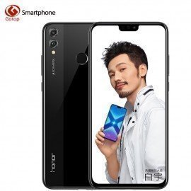 Huawei Honor 8X Mobile Phone 6.5 Inch Screen 3750Mah Battery Cell Phone Android 8.2 Hisilicon Kirin 710 20Mp Camera Smartphone Go Top/hoodmat.com