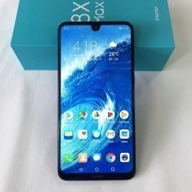 Huawei Honor 8X Max 7.12 Inch Mobilephone 16Mp Dual Rear Camera 4900Mah Battery Smartphone Android 8.2 Multiple Language Jkteam/hoodmat.com