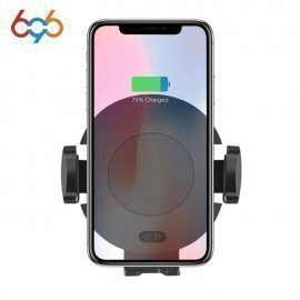 C11 Automatic Infrared Sensor Car Wireless Charger..