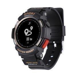 F6 Bluetooth 4.0 Smart Watch Waterproof Sleep Monitor Remote Camera Gps Sports  696/hoodmat.com