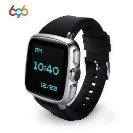 3G Wcdma Z01 Smart Watch Fitness Sleep Tracker Bluetooth Smartwatch 512M Ram 4G Rom Push Message Wifi Sim Camera Gps Phone 696/hoodmat.com