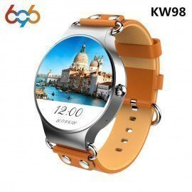 Newest Kw98 Smart Watch Android 5.1 3G Wifi Gps Watch Mtk6580 Smartwatch Ios Android For Samsung Gear S3 Xiaomi Pk Kw88 696/hoodmat.com