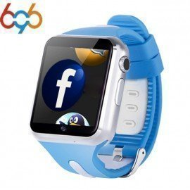 Smart Watch V5W Sim Camera Smartwatch For Android Smartphone Touch Screen Mtk6572 512Mb+4Gb Memory 696/hoodmat.com