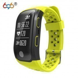 Gps Activity Tracker Pulsometer Watch Fitness Pedometer Heartrate Monitor Ip68 Smart Bracelet 696/hoodmat.com
