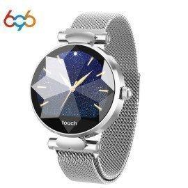 B80 Women Ip67 Waterproof Smart Bracelet Sport Wristband Watches For Blood Pressure Sleep Tracker Pedometer Watch Ladies 696/hoodmat.com