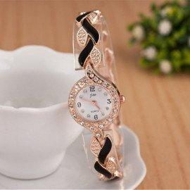 2018 New Brand Jw Bracelet Watches Women Luxury Crystal Dress Wristwatches Clock WomenS Fashion Casual Quartz Watch Reloj Mujer Jw Wristwatches/hoodmat.com