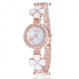 Elegant Ladies Bracelet Watch Women New Arrival Gold Steel Strap Simple Design Casual Wrist Quartz Watch Female Time jw wristwatches/hoodmat.com