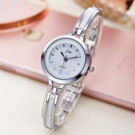 Brand Luxury Women Quartz Watch Fashion Stainless Steel Ladies Analog Bracelet Watch Women Montre Femme De Marque Clock Ac076 Jw/hoodmat.com