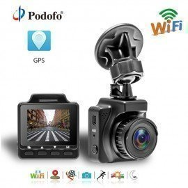 1.5 Inch Mini Wifi Car Dvr Novatek 96658 Video Registrator Dash Camera Fhd 1080P Gps Video Recorder Automotive Dash Cam Podofo /hoodmat.com