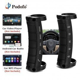 Car Steering Wheel Control Dvd 2Din Android Window Bluetooth Button Universal Wireless Steering Wheel Remote Control  Podofo /hoodmat.com