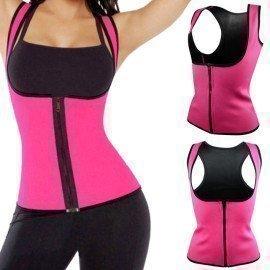 Yoga/Running Vest New Sexy Women Neoprene Body Shaper Slimming Waist Slim Belt Underbust Plus Size Xxxl Black Aimeng/hoodmat.com