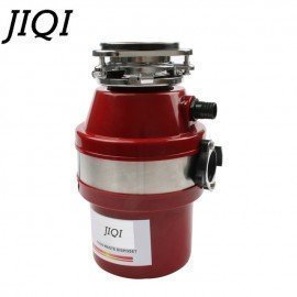 Food Food Waste Disposer Garbage Processor Disposal Crusher Stainless Steel Grinder High-Sensitivity Kitchen Sink Appliance JessS Mommy Appliance/hoodmat.com