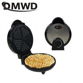 Electric Eggs Waffle Maker Multifunction Breakfast Crepe Baking Machine Mini Muffin Grill Egg Cake Oven Bakeware Eu Plug JessS Mommy Appliance/hoodmat.com