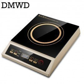 Commercial 3500W Plane Electric Induction Cooker Household Waterproof Mini Hotpot Cooktop Small Hot Pot Cooking Stove Eu Us JessS Mommy Appliance/hoodmat.com