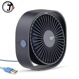 Mini Usb Table Desk Personal Fan 360 Degree Rotation Ultra-Quiet Third Gear Speed Usb Cooling Fans Je J. Cotton. Design/hoodmat.com
