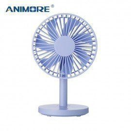 3 Speeds Adjustable Mini Desktop Fan New Usb Desk Cooling Fan Home Computer Creative Quiet Electric Personal Fan Animore/hoodmat.com