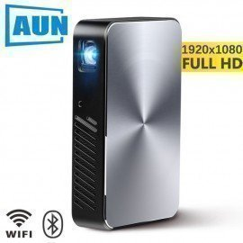 Full Hd Projector J10, 1920X1080P, Built In Android, Wifi, Hd In. 6000Mah Battery,Portable Mini Projector.1080P Home Theater Aun/hoodmat.com