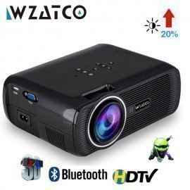 Ctl80 Android 6 Wifi Smart Portable Mini Led 3D Tv Projector Support Full Hd 1080P 4K Video Home Theater Beamer Proyector Wzatco/hoodmat.com