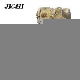 Big Size 39-46 Desert Tactical Mens Boots Wear-Resisting Army Boots Men Waterproof Outdoor Hiking Men Combat Ankle Boots Jichi/hoodmat.com