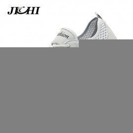 2019 Plus Size 39-47 Men Casual Shoes Breathable Ultralight Comfprtable Outdoor Walking Footwear Krasovki Trainers High Quality Jichi/hoodmat.com