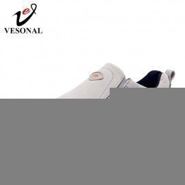 2019 Spring Summer Out Door Loafers Sneakers For Men Shoes Breathable Suede Male Footwear Walking Comfortable Slip-On Vesonal/hoodmat.com