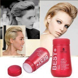 Useful Increases Hair Volume Captures Haircut Unisex Modeling Styling Hair Powder Dry Shampoo Powder Anti Greasy Hair Wax  Shangke/hoodmat.com