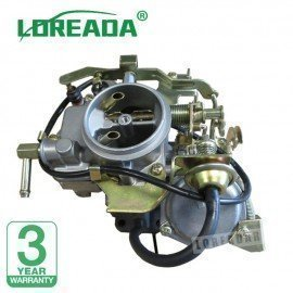 Car Carb Carburetor Assembly E303-13-600 E30313600 Gwe-1030051 For Mazda E3 Engine Mazda 323 Familia Pick Up Ford Laser Loreada/hoodmat.com
