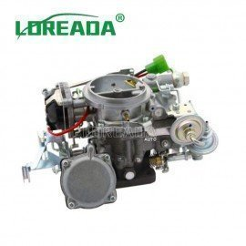 Auto Engine Carb Carburetor Assembly 21100-43050 2110043050  For Toyoto 5M Crown Engine  Fuel Supply Loreada/hoodmat.com