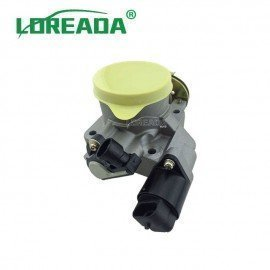 Brand New Original Mechanical Throttle Body For Motor, Jinbei Bus, Great Wall Pick-Up 2.2L  Engine Bore Size 50Mm  Loreada/hoodmat.com