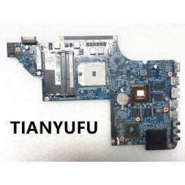 665284-001 For Hp Dv6 Dv6-6000 Motherboard Hd6750M For Hp Pavilion Dv6-6000 Laptop Motherboard Tested 100% Work Tianyufu/hoodmat.com