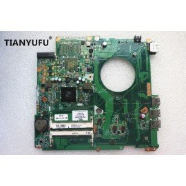 763422-501 763422-001 For Hp Pavilion 17Z-F000 For Hp Pavilion 17-F Laptop Motherboard Day22Amb6E0 Rev:E A8-6410 Tested 100%   Tianyufu/hoodmat.com