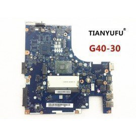 Brand New Aclu9 / Aclu0 Nm-A311 Motherboard For Lenovo G40 G40-30 Laptop Motherboard With Cpu ( For Intel Cpu ) Tested 100% Work Tianyufu/hoodmat.com