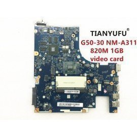 Aclu9/Aclu0 Nm-A311 For Lenovo G50-30 Motherboard With Cpu ( For Intel Cpu 820M 1Gb Video Card ) Tested 100% Work Tianyufu/hoodmat.com