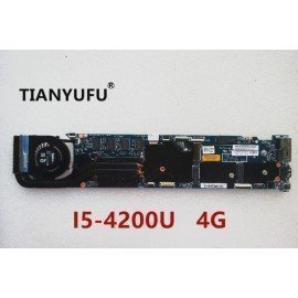 00Hn773 Mainboard I5-4200 Tpm 4Gb For Lenovo Thinkpad X1C X1 Carbon Laptop Motherboard Lmq-1 Mb 12298-2 48.4Ly26.021 Tested 100% Tianyufu/hoodmat.com