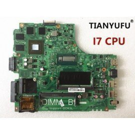12307-2 For Dell Inspiron 3437 5437 Laptop Motherboard Doe40-Hsw Gddr5 12307-2 Ddr3L With I7 Cpu Motherboard Tested 100% Work  Tianyufu/hoodmat.com