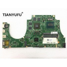 Dell Inspiron 7557 Laptop Motherboard Rnxcd Cn-0Rnxcd Mainboard W I7-4720Hq Cpu Da0Am9Mb8D0 Motherboard Tested 100% Work Tianyufu/hoodmat.com