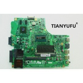 12314-1 For Dell Inspiron 3437 5437 Laptop Motherboard Doe40-Hsw Pwb:Vf0Mh Rev:A00 With I5-4200U Cpu Mainboard Tested 100% Work Tianyufu/hoodmat.com