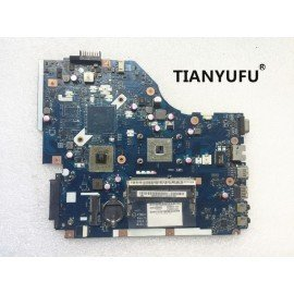 For Acer Aspire 5253 5250 Laptop Motherboard P5We6 La-7092P Mbrjy02001 Main Board Ddr3 With Processor Onboard Tested 100% Work Tianyufu/hoodmat.com