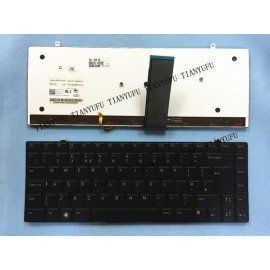 English New 1340 Keyboard For Dell  Xps 13 16 1340 1640 1645 1647 1650 Ui Black Laptop Keyboard Tested 100% Work   Tianyufu/hoodmat.com