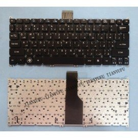 Arabic New S3 Keyboard For Acer Aspire One S3 S5 725 756 Ao725 Ao756 Ms2346 Black Laptop Keyboard Tested 100% Work   Tianyufu/hoodmat.com