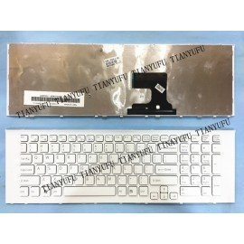 English For Vpc-Ej Keyboard For Sony Vaio Vpc-Ej Vpc-Ej2E1E Vpc-Ej2Z1E Pcg-91211M V116646H Us Laptop Keyboard Tested 100% Work Tianyufu/hoodmat.com