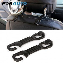 1 Pair Automotive Car Back Seat Hooks For Bag Purs..