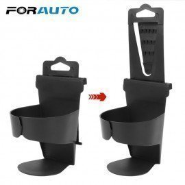 Car Bottle Drink Holder Hanging Water Cup Holder Seat Back Cup Phone Stand For Auto Window Door Mount Car-Styling Forauto/hoodmat.com