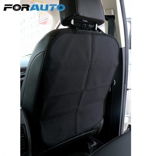 Car Seat Back Cover Protection From Children Baby Kicking Auto Seats Covers Protectors Protect From Mud Dirt Forauto/hoodmat.com