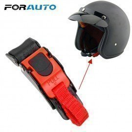 Safety Quick Release Fast Buckles Adjustable Helmet Buckle Lock For Racing Car Motorbike Bike Helmet Helmet Strap Clip Forauto/hoodmat.com
