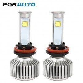 Car Styling H11 40W/Each Bulb Headlamp Version Of X7 Led All-In-One Headlight Forauto/hoodmat.com