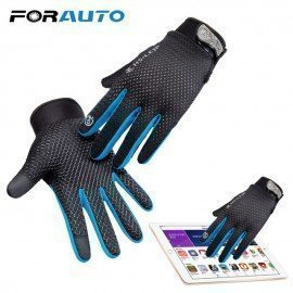 Motorcycle Gloves Anti-Slip Touch Screen Gloves Breathable Full Finger Protective Gear For Outdoor Sports Bike Cycling Forauto/hoodmat.com