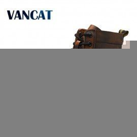 High Quality Genuine Leather Men Boots Winter Waterproof Ankle Boots Riding Boots Outdoor Working Snow Boots Men Shoes Vancat/hoodmat.com